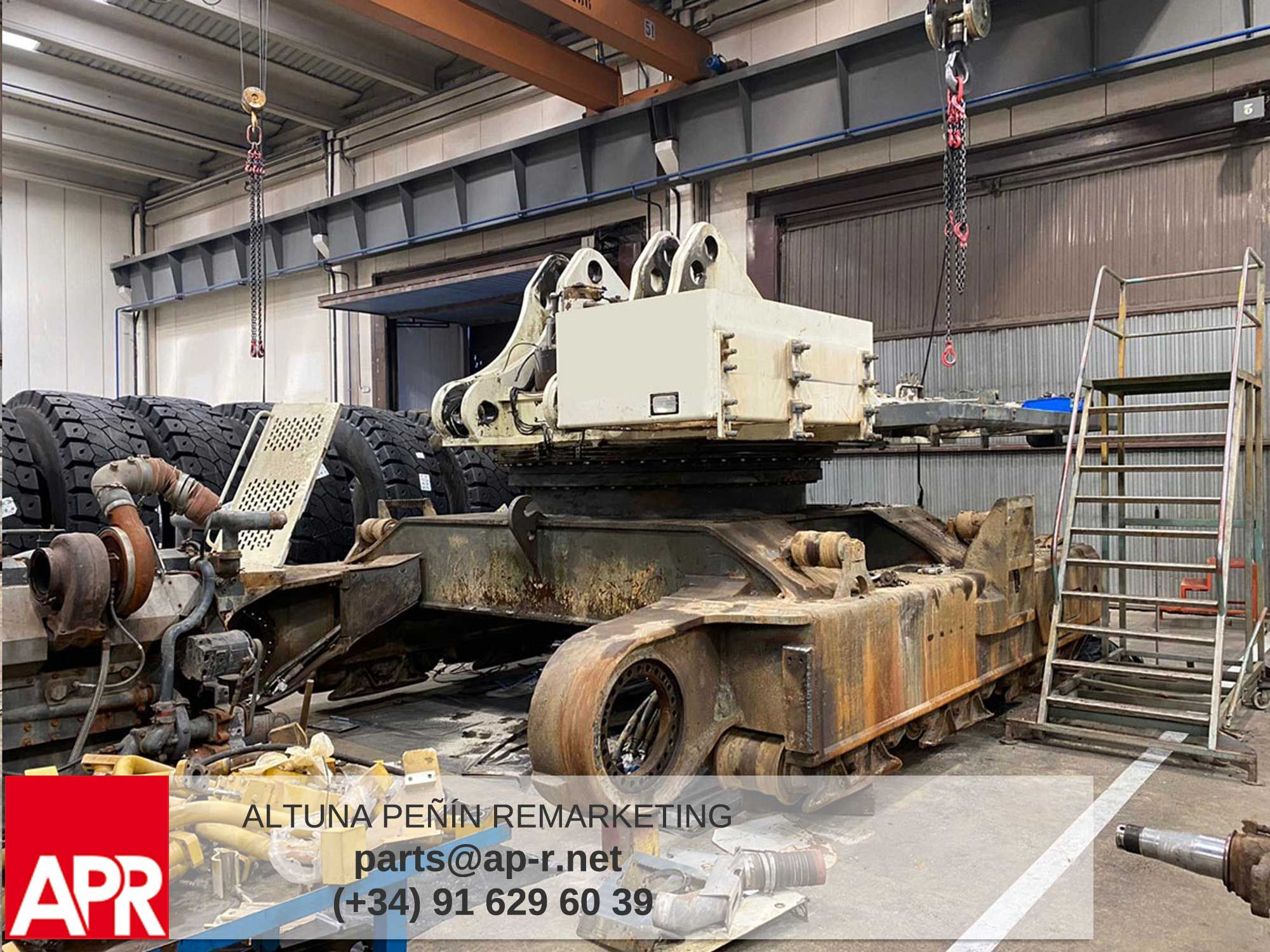LIEBHERR 984C for parts